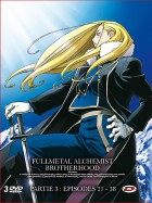 anime - Fullmetal Alchemist Brotherhood Vol.3