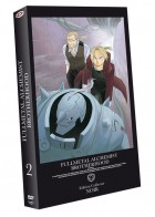 Dvd -Fullmetal Alchemist Brotherhood - Limited Ed Noir