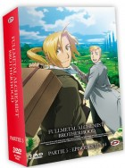 Dvd -Fullmetal Alchemist Brotherhood Part 5