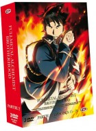 Dvd -Fullmetal Alchemist Brotherhood Part 2