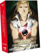 Dvd -Fullmetal Alchemist Brotherhood Part 3