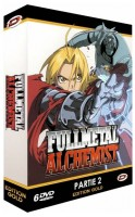 Dvd -Fullmetal Alchemist - Edition Gold Vol.2