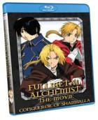 vidéo manga - Fullmetal alchemist - Conquerror of Shamballa - Blu-Ray
