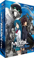 Dvd -Full Metal Panic ! The Second Raid - Intégrale + OAV - Collector