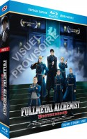 Dvd -Fullmetal Alchemist Brotherhood - Blu-Ray - Saphir Vol.2