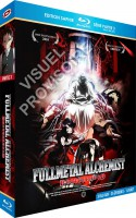 Dvd -Fullmetal Alchemist Brotherhood - Blu-Ray - Saphir Vol.3
