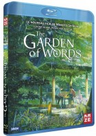 Dvd -The Garden of Words - Bluray