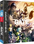 anime - Gate - Intégrale Saison 1 Blu-Ray Collector