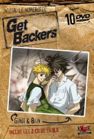Dvd -Get Backers - Intégrale - Collector