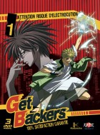 Dvd -Get Backers - Coffret Collector VO/VF Vol.1