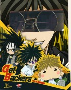 anime - Get Backers - Coffret Lunette - Collector VO/VF Vol.3