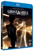 vidéo manga - Ghost in the Shell - Film 1 - Blu-Ray + Dvd