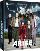 Ghost in the Shell Arise - Intégrale - Blu-Ray