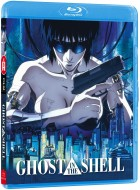 Dvd -Ghost in the Shell - Film 1 - Blu-Ray