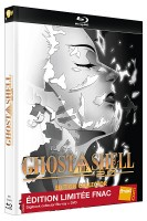 vidéo manga - Ghost in the Shell - Film 1 - Blu-Ray + Dvd - Fnac