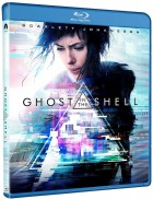 vidéo manga - Ghost in the Shell (2017) - Blu-Ray 3D