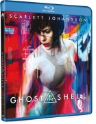 vidéo manga - Ghost in the Shell (2017) - Blu-Ray