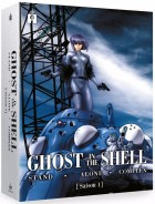 vidéo manga - Ghost in the Shell - Stand Alone Complex - Intégrale Saison 1