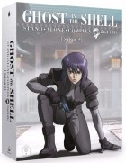 vidéo manga - Ghost in the Shell - Stand Alone Complex - Intégrale Saison 2