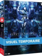 vidéo manga - Ghost in The Shell The New Movie  Combo Blu-Ray - DVD