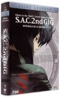 anime - Ghost In The Shell : Stand Alone Complex - Saison 2 - Intégrale - Anime Legends