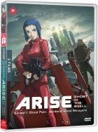 vidéo manga - Ghost in the Shell - Arise - Film 1 et 2