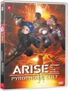 Dvd -Ghost in the Shell - Arise - Film 5