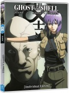vidéo manga - Ghost in The Shell Stand Alone Complex, Individual Eleven (OAV) - DVD