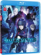 vidéo manga - Ghost in The Shell The New Movie - Blu-Ray