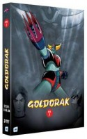 anime - Goldorak - Remasterisé - Coffret Vol.2