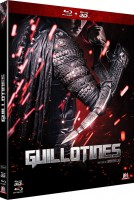 film - Guillotines - Blu-Ray 3D
