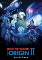 Mobile Suit Gundam The Origin II - Le chagrin