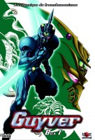anime - Guyver - The Bioboosted Armor Vol.1