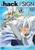 manga animé - .Hack//SIGN Vol.6