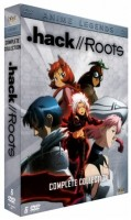 Dvd -Hack // Roots - Intégrale - Anime Legends - VOSTFR/VF