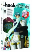 anime - .Hack// Roots Vol.3