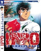 Dvd -Ippo - Le Challenger Vol.1