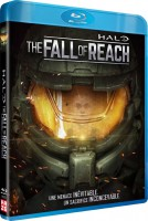 anime - Halo - The Fall of Reach - Blu-Ray