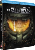 anime - Halo - The Fall of Reach - Blu-Ray / DVD