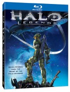 anime - Halo Legends - Blu-Ray