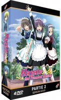 Dvd - Hayate the Combat Butler - Intégrale Gold Vol.2