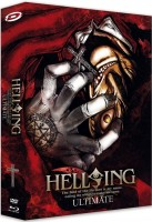 Hellsing Ultimate Intégrale Collector DVD+Blu-ray