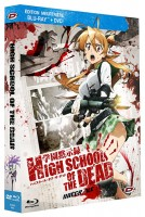 High School of the Dead - Intégrale - Blu-ray