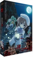 Higurashi : Hinamizawa, le village maudit - Intégrale (2 saisons) - Edition collector Blu-ray