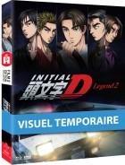 Initial D - Film - Legend 2 - Combo DVD/BR