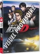 Initial D - Film - Legend 1 - Combo DVD/BR