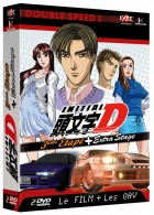anime - Initial D - Third Stage + Initial D - Extra Stage