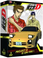 Dvd -Initial D - Fourth Stage Vol.1