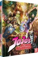 Jojo's Bizarre Adventure 2012 - Saison 1 Blu-Ray
