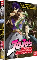 Jojo's Bizarre Adventure 2012 - Re-Edited - Saison 1 DVD